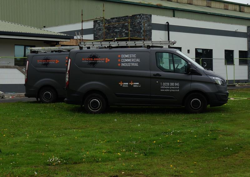 Lighting & Power Distribution Contractors in Carlisle, Cumbria