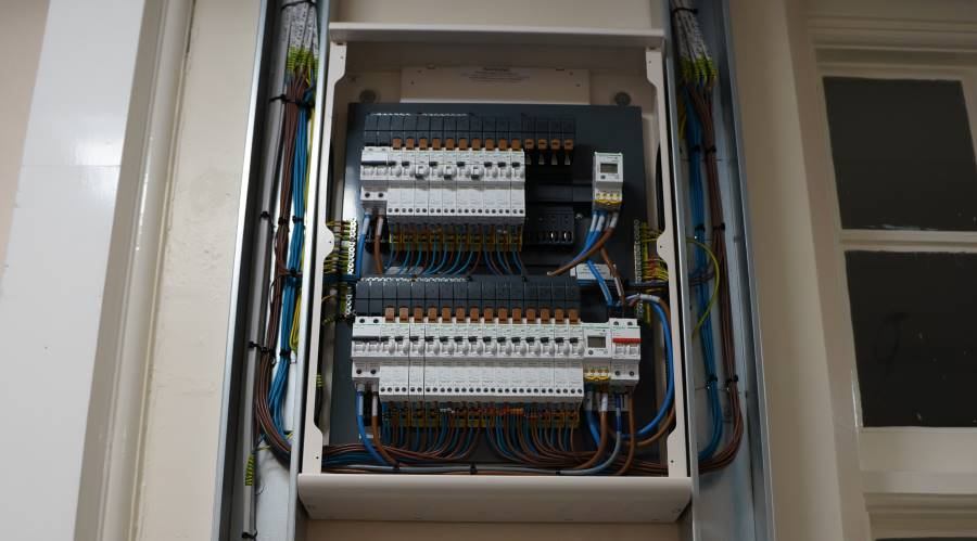Fuse Box and Consumer Unit Replacement in Carlisle, Cumbria